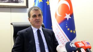 Türkiye'den Merkel'e cevap: Talihsiz bir açıklama
