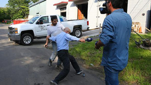 FETÖ'cü iş adamının müdürü AA'ya saldırdı