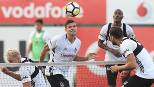 Beşiktaş Kasımpaşa maçına hazır