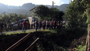 Sakarya'da katliam gibi kaza: 7 ölü, 10 yaralı
