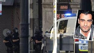 Türk restoran sahibi teröristleri içeri sokmadı