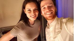 Adriana Lima, Metin Hara'yı alıp ABD'ye gitti