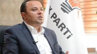AK Partili İl Başkanı istifa etti