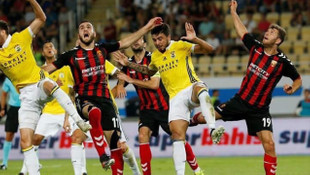 Vardar'dan 1 isabeli şut, 2 gol !