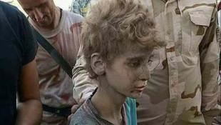 DEAŞ'tan kurtarılan çocuk ailesine kavuştu