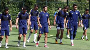 Fenerbahçe'de Trabzonspor mesaisi