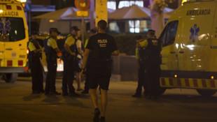 Barselona polisin patlama sonrası Türklere teşekkür etti