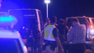 Edu Oriol, Barcelona saldırısında olay yerindeydi