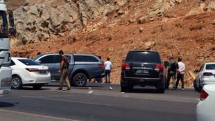 Hatayda çatışma: 1 terörist ölü, 3 terörist sağ yakalandı