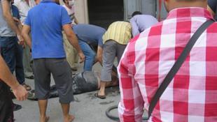 Zeytinburnu'nda yangın faciası: 1 ölü, 10 yaralı