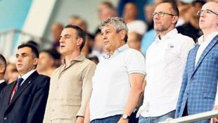 Lucescu yerli futbolcuları idmanlarda takip edecek