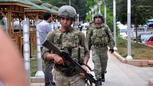 Maçka'da PKK'lı avı ! Özel timler gönderildi