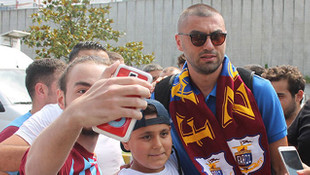 Trabzonspor, Fenerbahçe maçı için yola çıktı