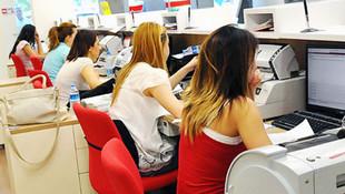 Kadın çalışanlara mesai müjdesi