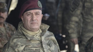 Korgeneral Zekai Aksakallı istifadan döndü