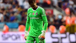 Beşiktaşlı futbolculardan Fabri'ye destek