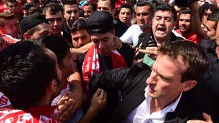 Samir Nasri Antalya'ya indi !