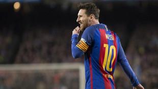 Manchester City'den Messi'ye 300 milyon Euro !