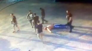 Dünya şampiyonu dövülerek öldürüldü