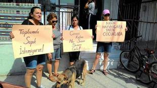 İzmir'de köpeğe tecavüz ! Hayvanseverler kapısına dayandı