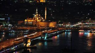 Atatürk ve Yeni Galata köprüleri trafiğe açıldı