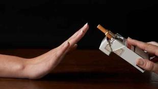 Sadece birkaç damlası sigara isteğini kesecek