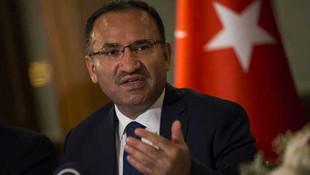 Bozdağ, CHP'nin Cumhurbaşkanı adayını açıkladı