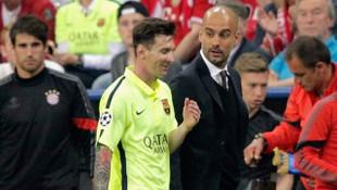 Guardiola doğruladı: Messi 300 milyon Euro'ya...