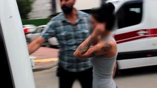 Kiracı kadın tabancayla apartman yöneticisini vurdu