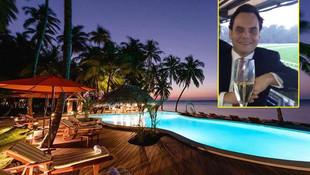 Bu adada bir hafta tatil 1 milyon dolar ! Sahibi Türk...