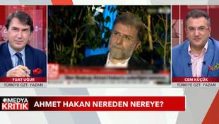 ''Askerliğini nerede yaptın Ahmet Hakan''