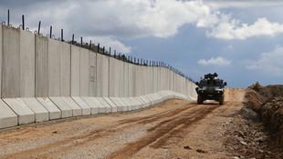 Türkiye'nin Suriye sınırına ördüğü duvar işe yaramadı