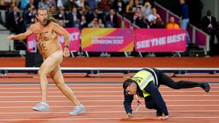 Dünya Atletizm Şampiyonası'nda skandal