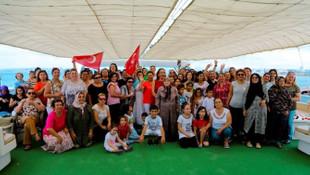 Maltepeli kadınların ''Boğaz Turu'' dünya gündeminde