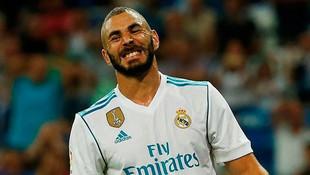 Real Madrid'de Benzema şoku