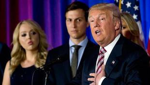 Beyaz Saray'da ortalık karıştı ! Trump'ın damadı...