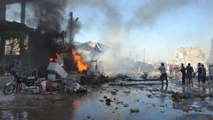 Saldırılar art arda geldi: En az 50 ölü...