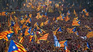 Katalonya için son 48 saat !