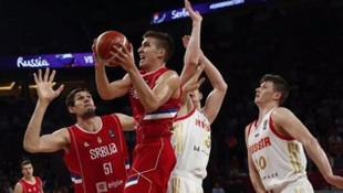 Eurobasket 2017'de final belli oldu: Sırbistan-Slovenya