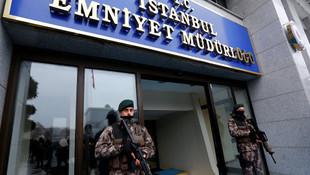 İstanbul Emniyeti İstihbarat Şube Müdürü görevden alındı