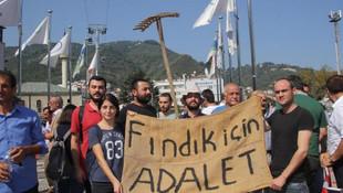 CHP'den ''fındık'' yürüyüşü