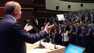 AK Parti'de 7 ilin başkanları belirlendi ! Erdoğan bizzat görüştü