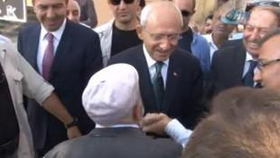 Kılıçdaroğlu'nun zor anları; vatandaş önünde yere yığıldı