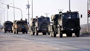 Türkiye Afrin'i 3 koldan kuşattı ! Operasyon kapıda