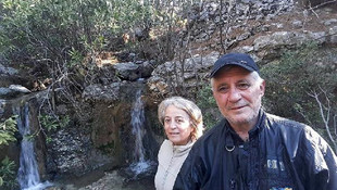 Çevreci çiftin katil zanlısı intihar etti