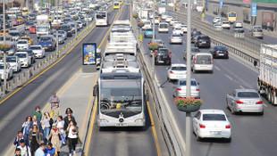 İstanbul'da toplu ulaşıma 1 günlük indirim