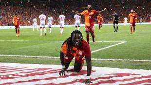 Gomis, Süper Lig'de 10 takımı solladı