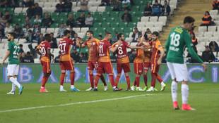 Bursaspor, Galatasaray'ı 14 maçtır yenemiyor