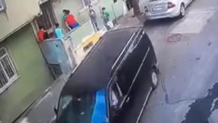 İstanbul'da güpegündüz çocuk kaçırma girişimi
