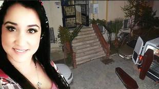 Genç kızı öldürüp poşete sararak banyoda sakladı !